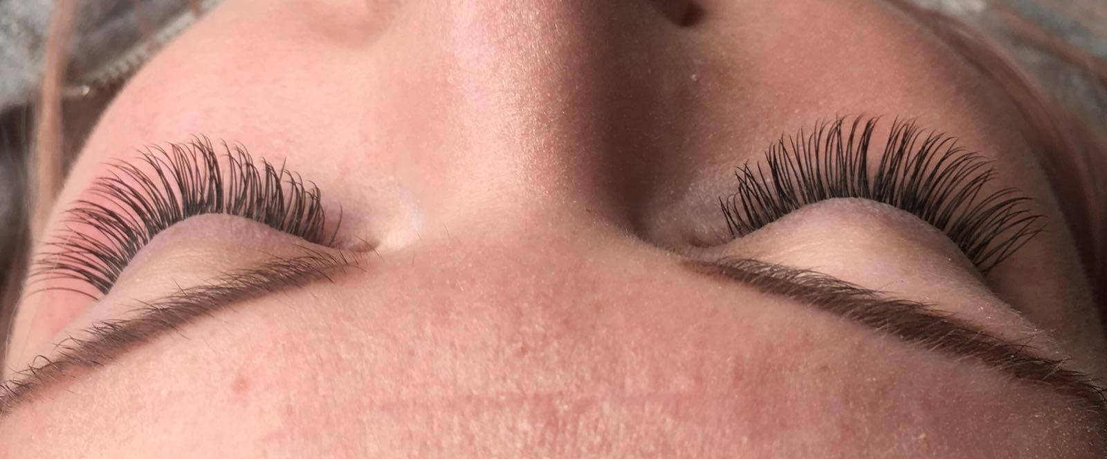 Donna will be fully trained and certified in the Classic Lash Extensions