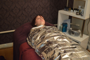Elemis Exotic Coconut Rub & Milk Ritual Wrap