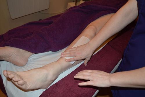 Half Leg Wax